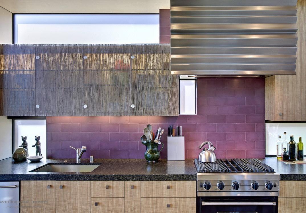 Combinando Cores na Decoração: Cozinha Violeta