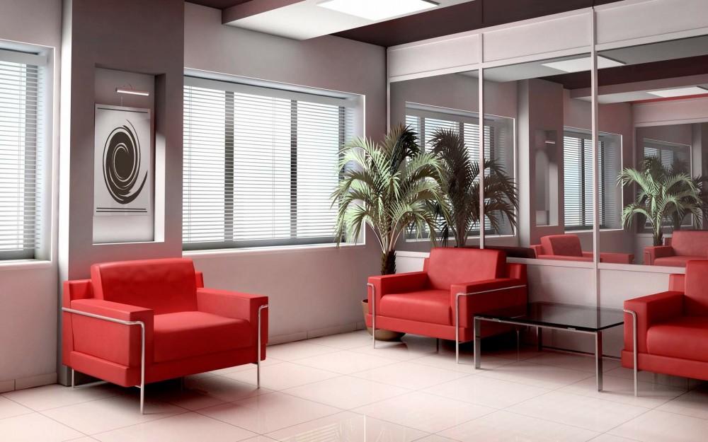 Combinando Cores na Decoração: Sala Vermelha