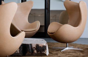 Poltrona Egg, Arne Jacobsen