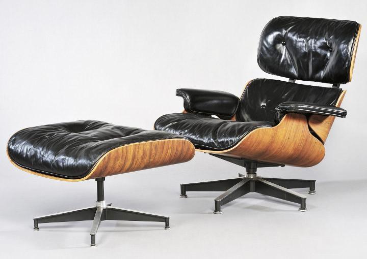 Design original da Poltrona Charles Eames