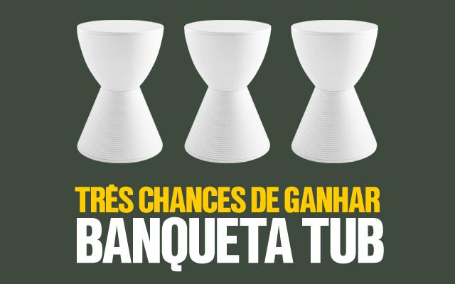 Banqueta Tub
