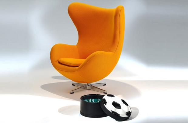 Poltrona Egg Chair