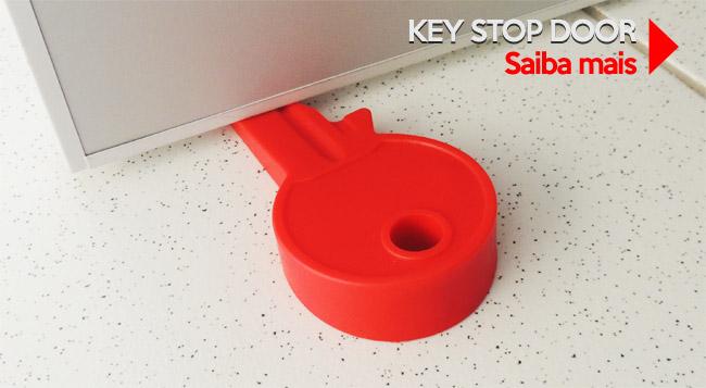 Key Stop Door