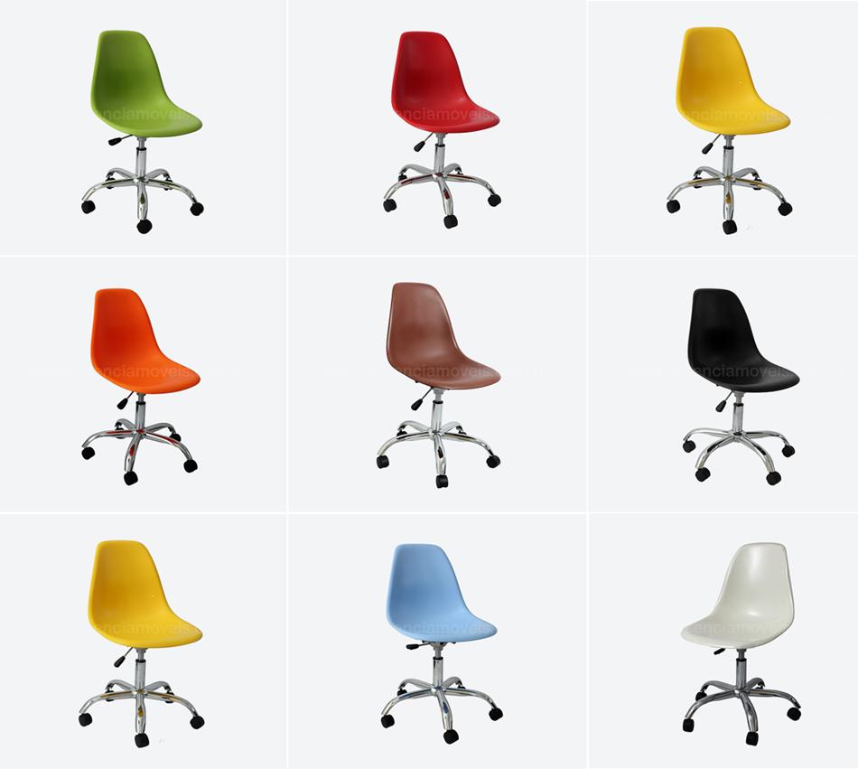 Cadeira DKR Office Color