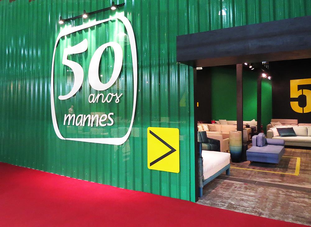 50 Anos de Mannes