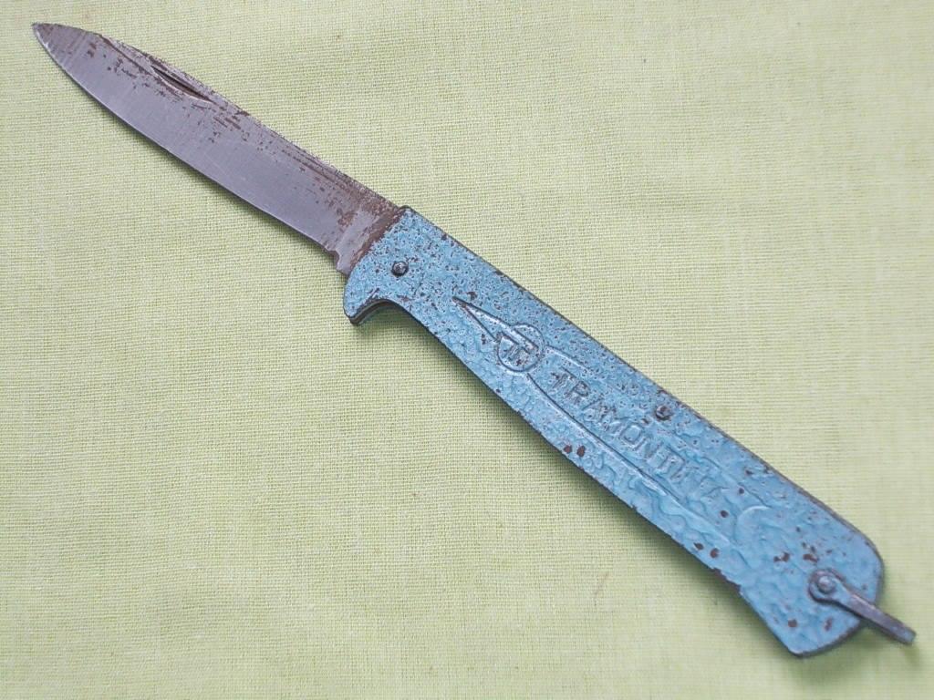 Canivete Tramontina Cabo de Ferro