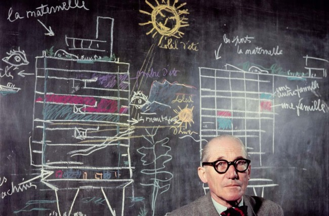 Grandes Designers – Le Corbusier