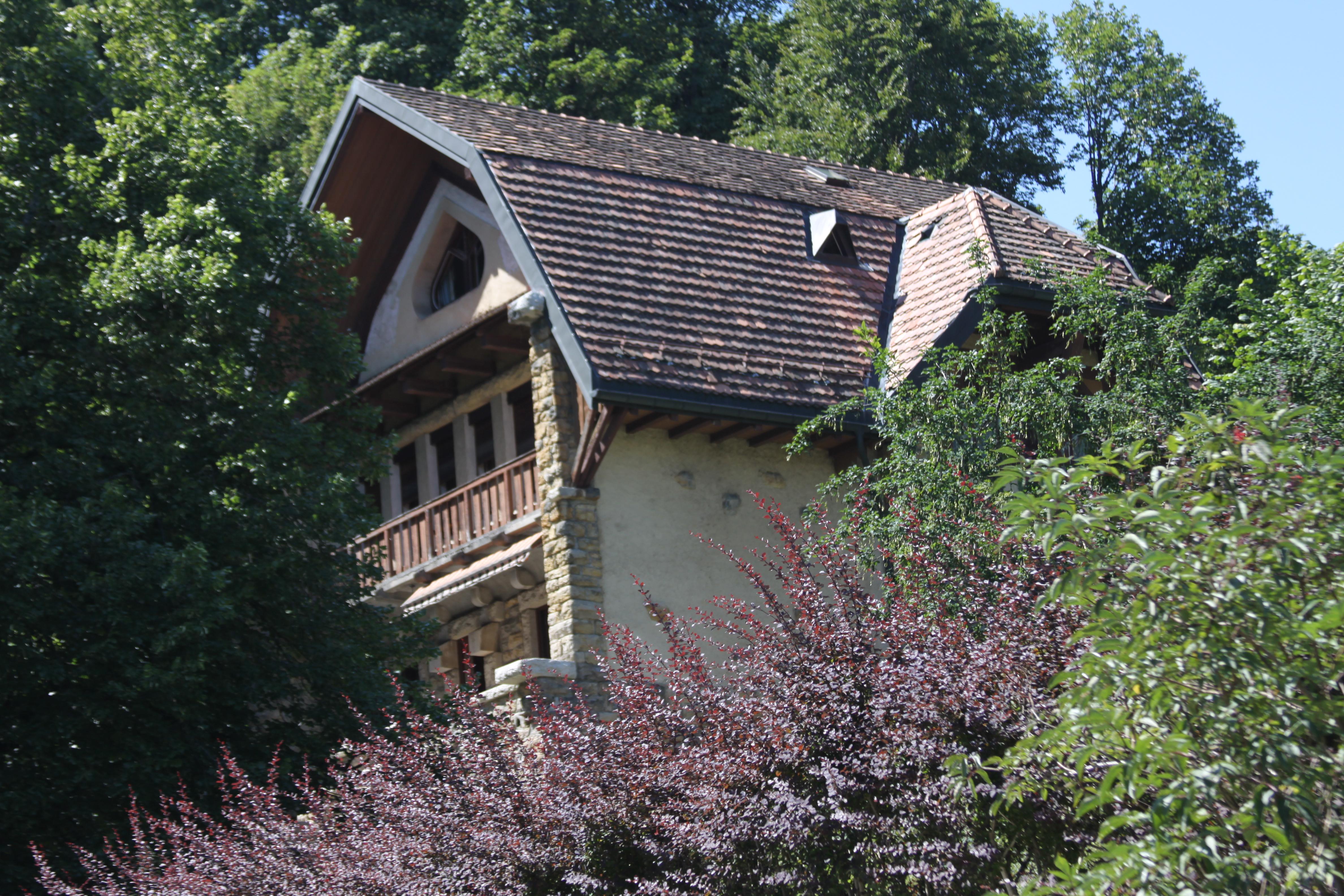 Primeira casa feita por Le Corbusier