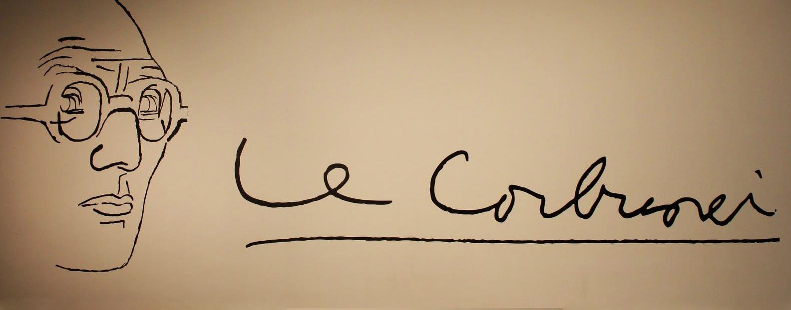 Assinatura de Le Corbusier