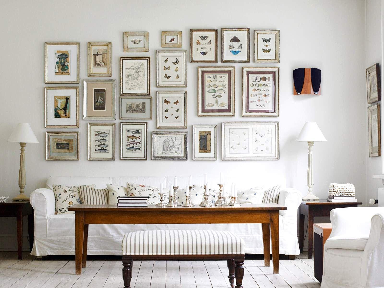 Off-white com quadros