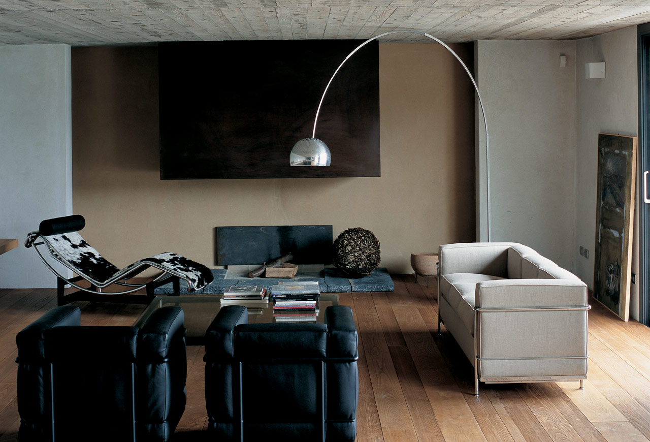 Sala Le Corbusier