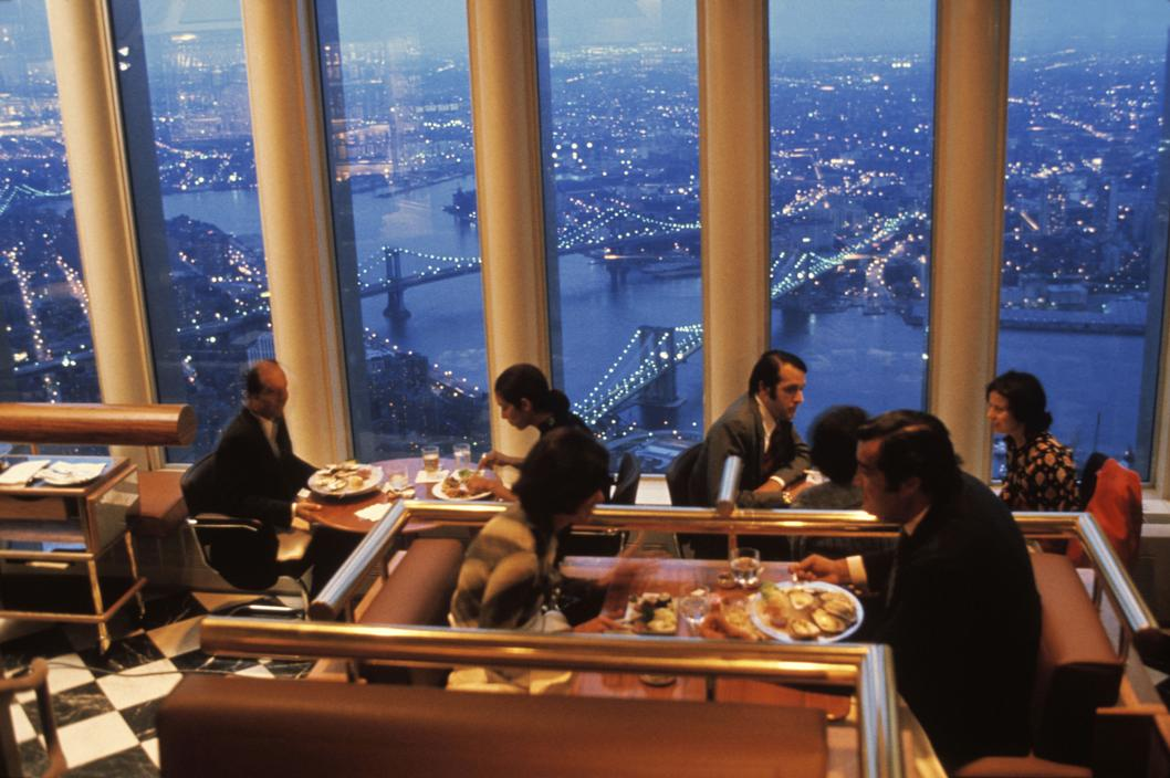 Windows on The World - restaurante no World Trade Center