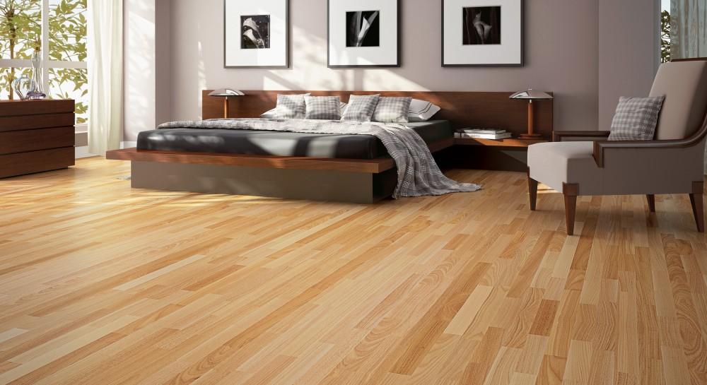 muita madeira nos ambientes - Decoração em Madeira