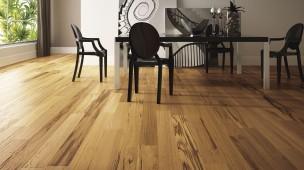 madeira em ambientes internos
