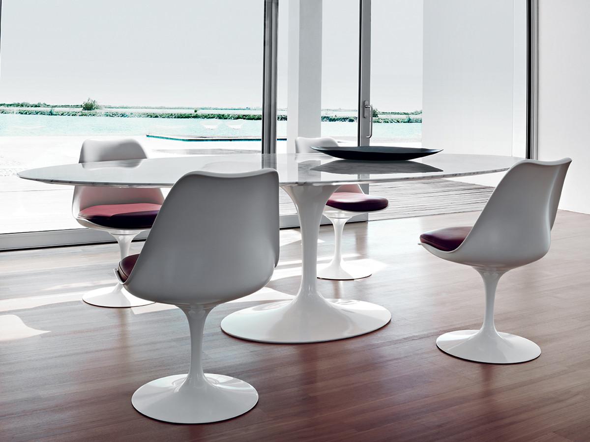 Cadeira Tulipa Saarinen