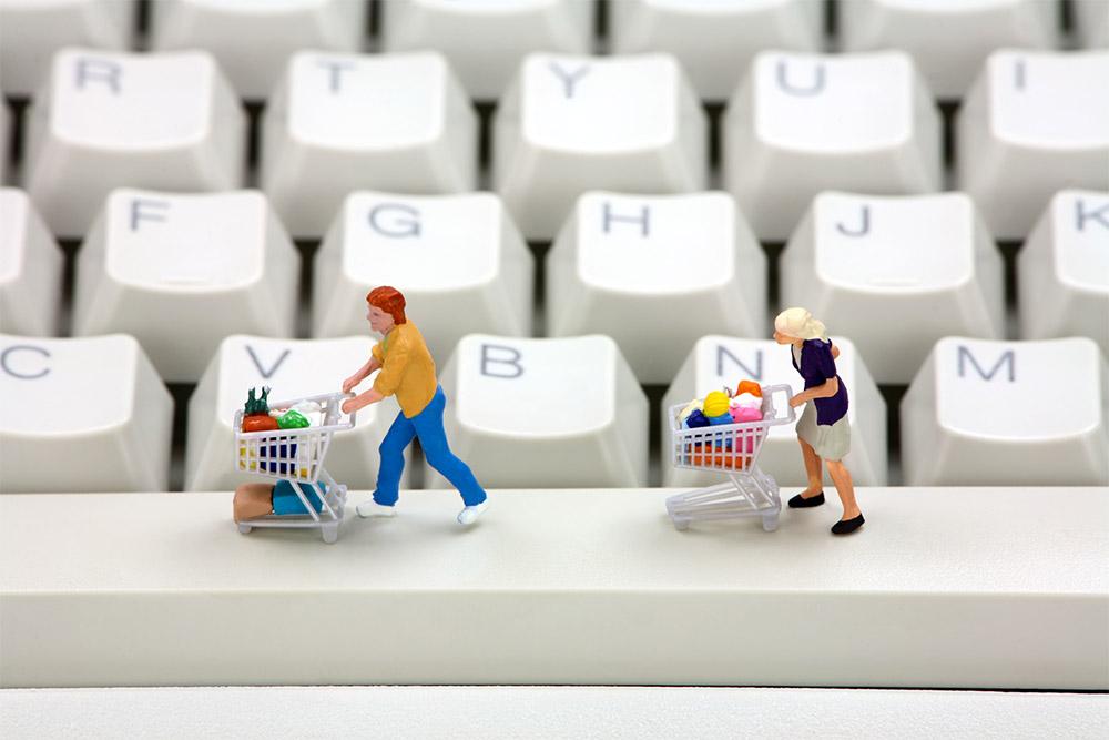 Loja de Móveis na Internet
