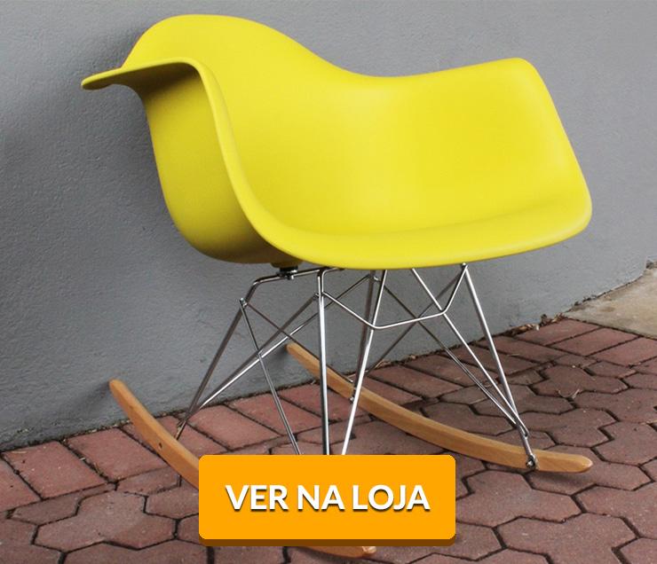 Cadeira Eames DAR Balanço
