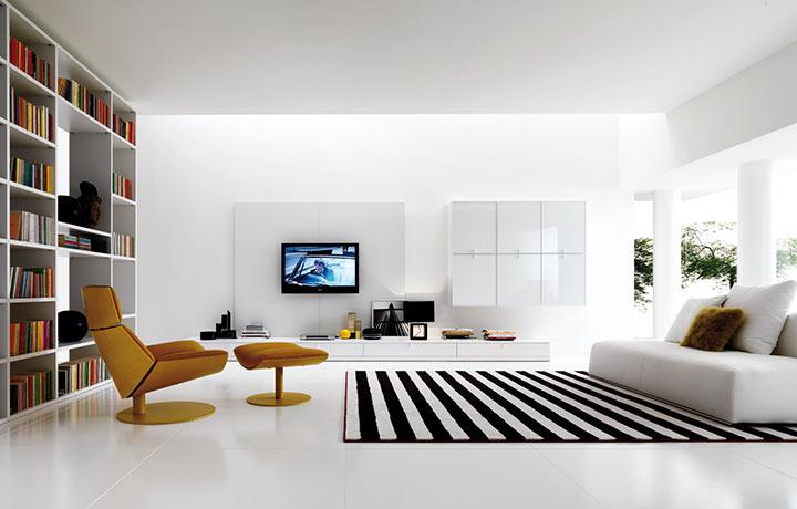 Como funciona a decoração minimalista