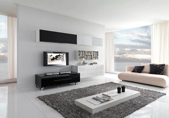 Como funciona a decoração minimalista2