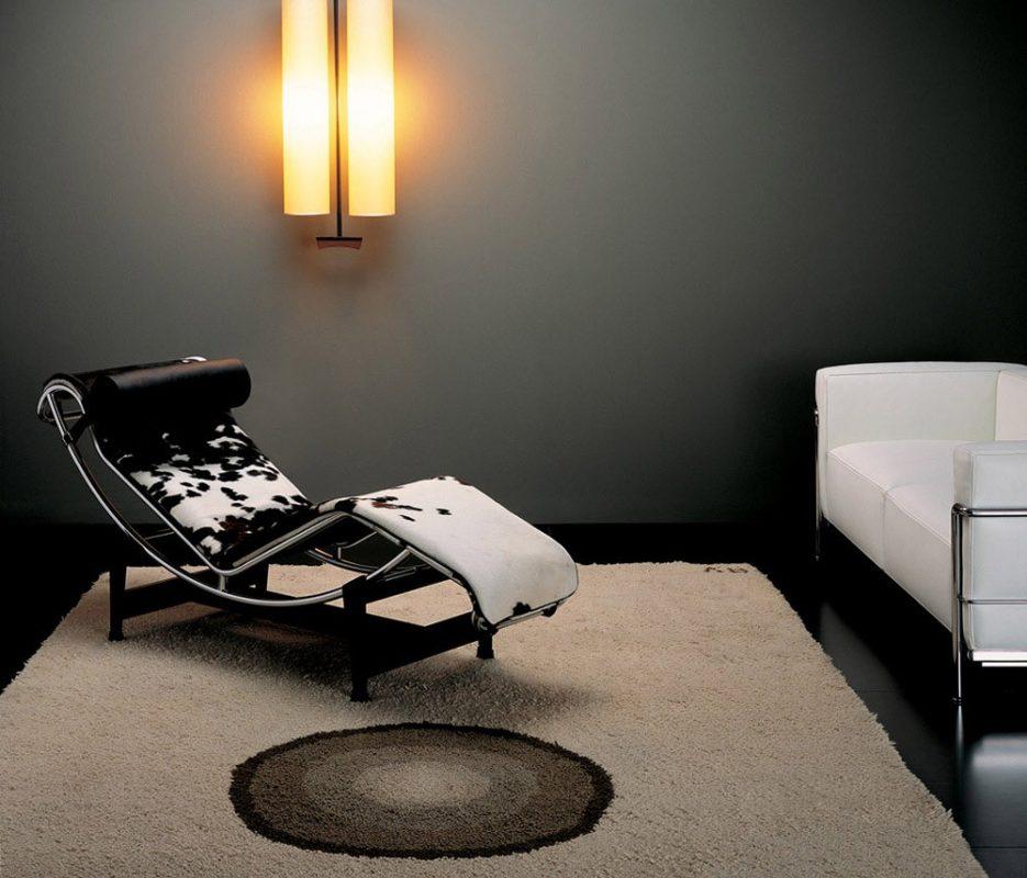 Chaise LC4 em consultório