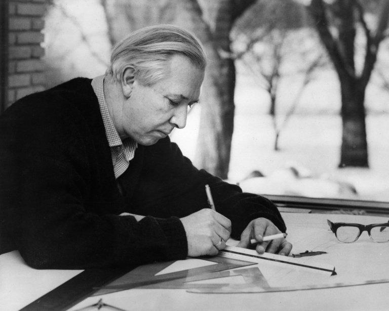 Hans Wegner estudio