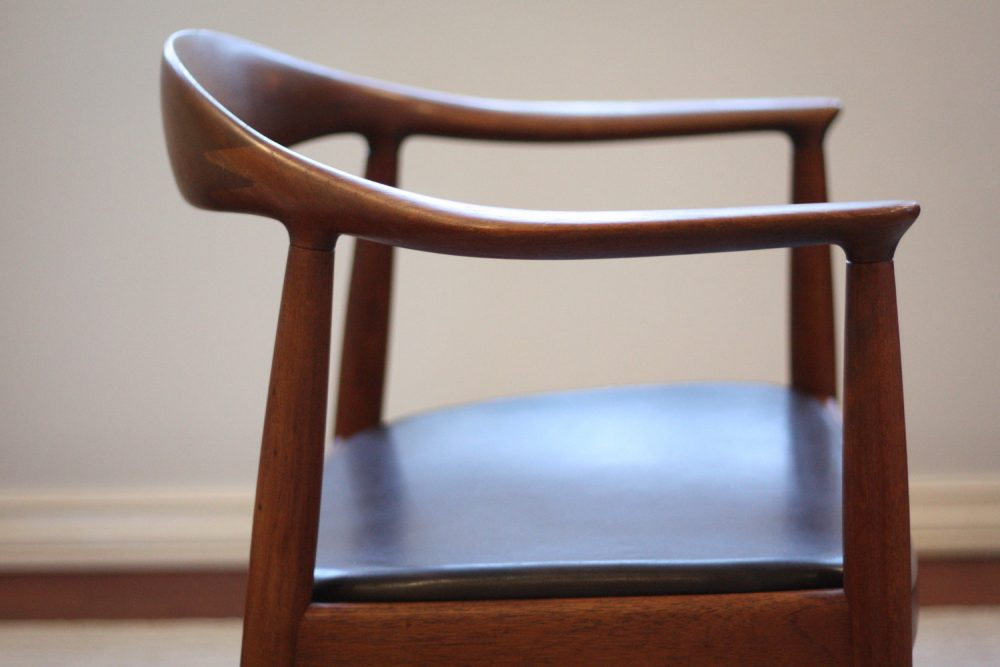 assento the chair couro