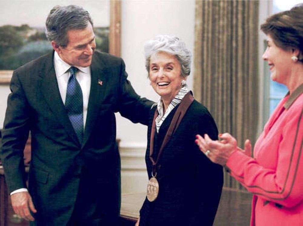florence knoll medalha