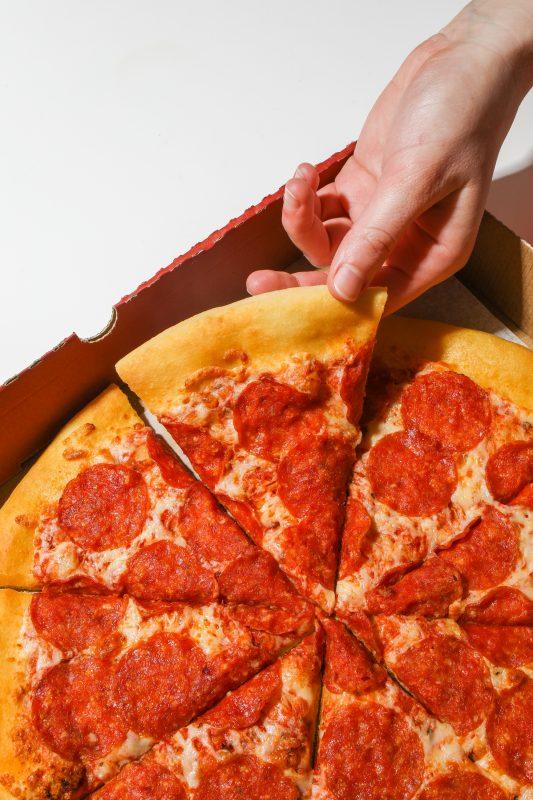 pizza quarentena