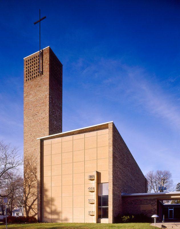 Christ Lutheran Church eliel saarinen