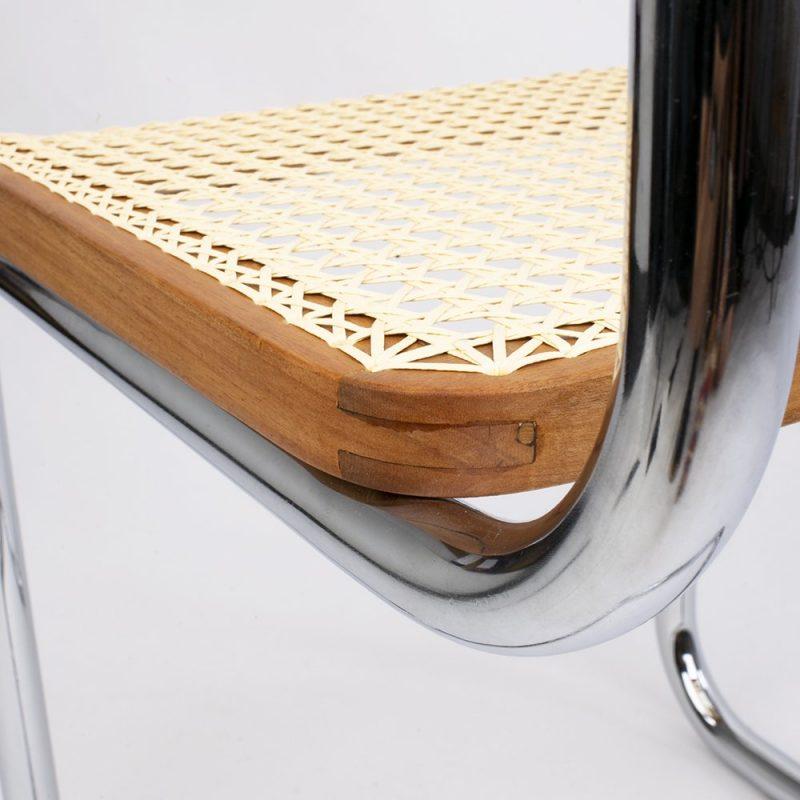 Cadeira Cesca detalhes