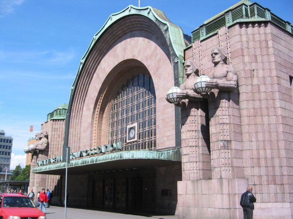 Estação Central de Helsinki