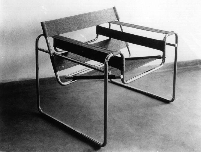 Cadeira Wassily original